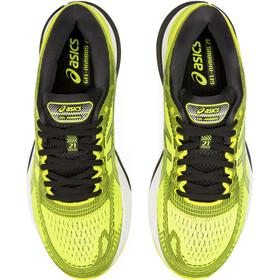 asics Gel-Nimbus 21 Scarpe Uomo, safety yellow/black